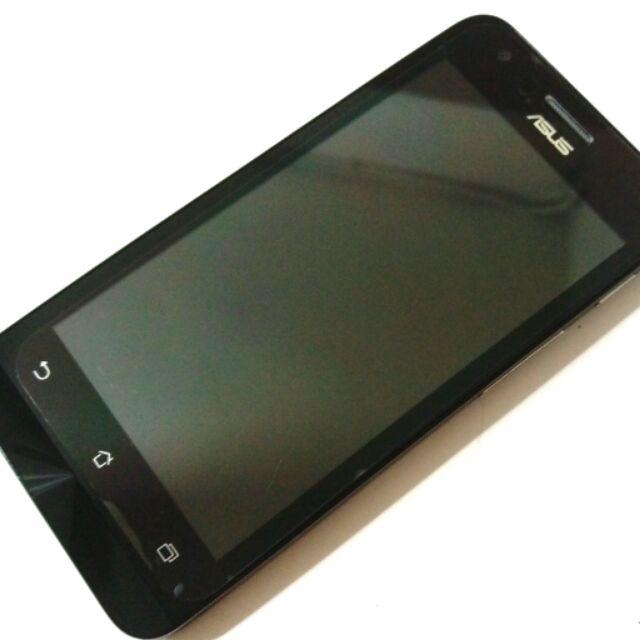 ASUS   ZenFone C  ASUS ZenFone C 黑色手機 使用正常 保固到2016.7